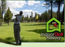 IndoorGolf Klatovy